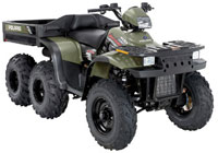 Квадроцикл POLARIS Sportsman 6x6
